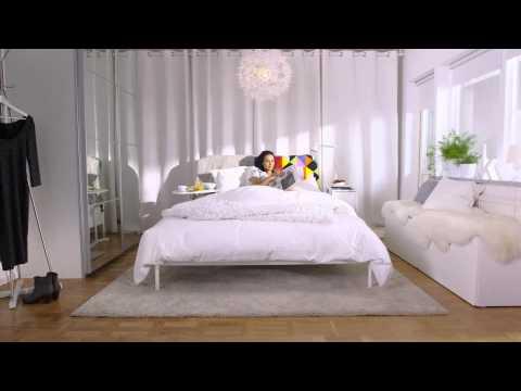 Ideen von IKEA: Dein Schlafzimmer hat viele Talente.