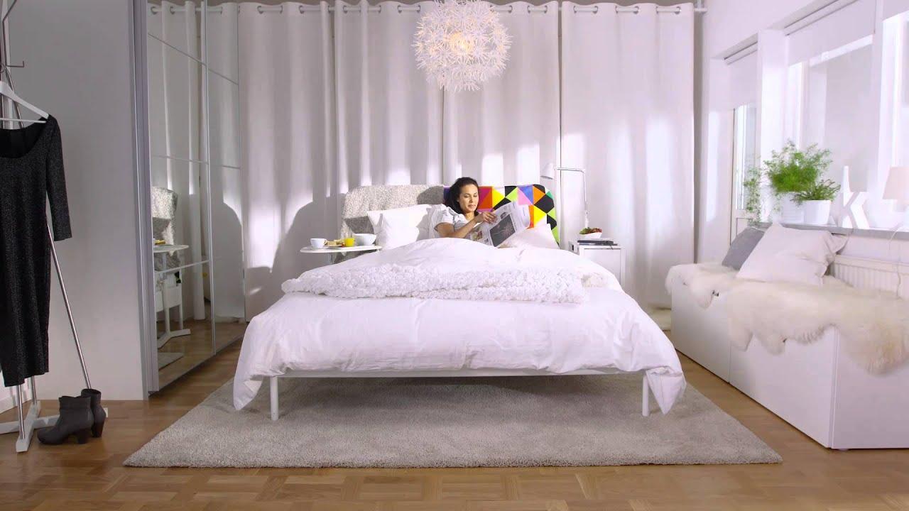 Einfache Dekoration Und Mobel Das Schlafzimmer Mit Schoenen Accessoires Umgestalten #16: Schön Deko Ideen Schlafzimmer Ikea Ideen