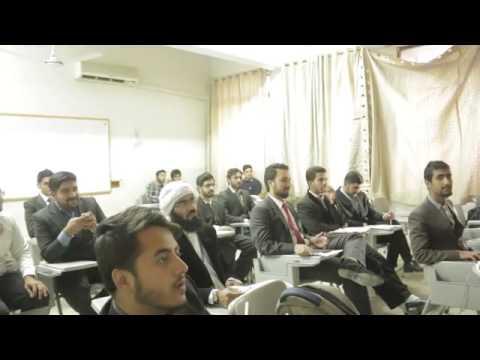 Presentation on Music  Hyder Ali Naqi at IIUI