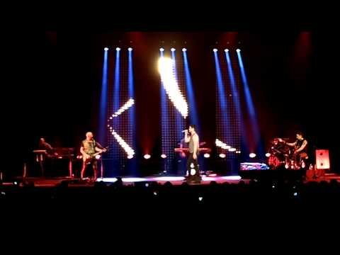 The Script - Give the Love Around - Live at Fox Theater Oakland - 10.18.12.