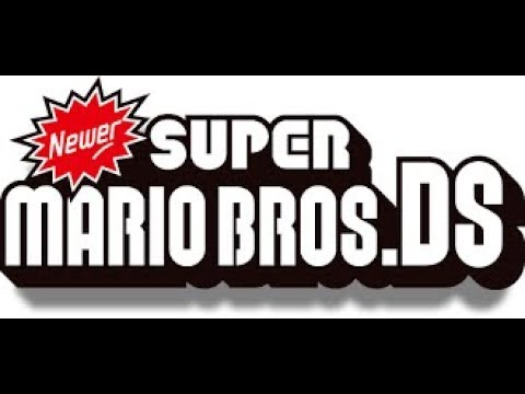 how to download and play newer super mario bros ds and play it on ds