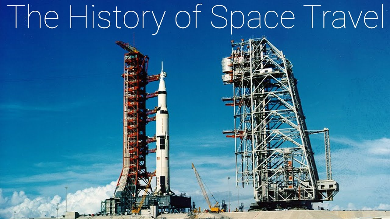 History of Space Travel - Short Documentary - YouTube