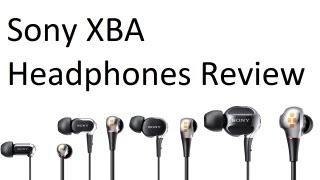 ep 64: Sony XBA Headphones Review