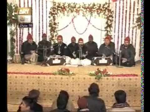 Shahbaz hussain & fayaz hussain Qawwal qtv qawwali 16 april 2015