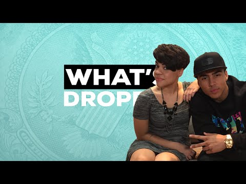 """Quincy Brown Discusses """"Friends First"""" ft. French Montana w/Cynthia Luciette #WhatsDropping"""