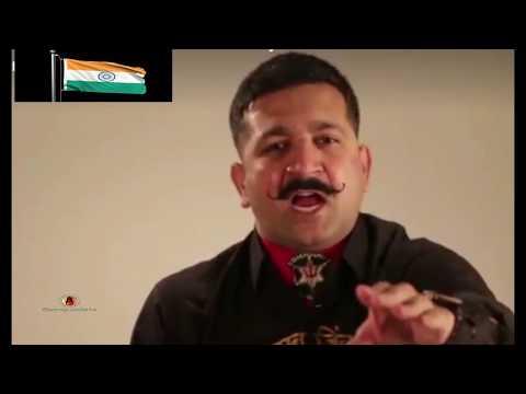 Grand Master Shifuji Shaurya Bharadwaj threaten Pakistan | Real Indian