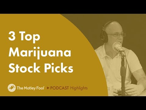 3 Top Marijuana Stock Picks