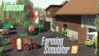 *TÜMOSAN 8085* | Farming Simulator 19 | Geiselsberg | Bölüm 1