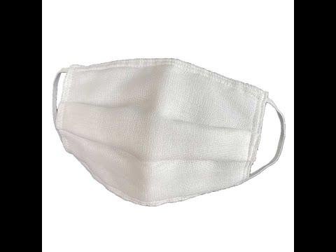 Uy sharoitida maska tikish tartibi #UydaQoling va #BizBilan õrganing.