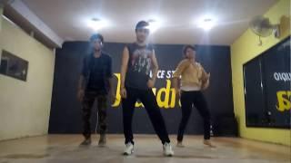 Mere Rashke Qamar Tu Ne Pehli Nazar Dance Choreography By Shashi In R. D. A