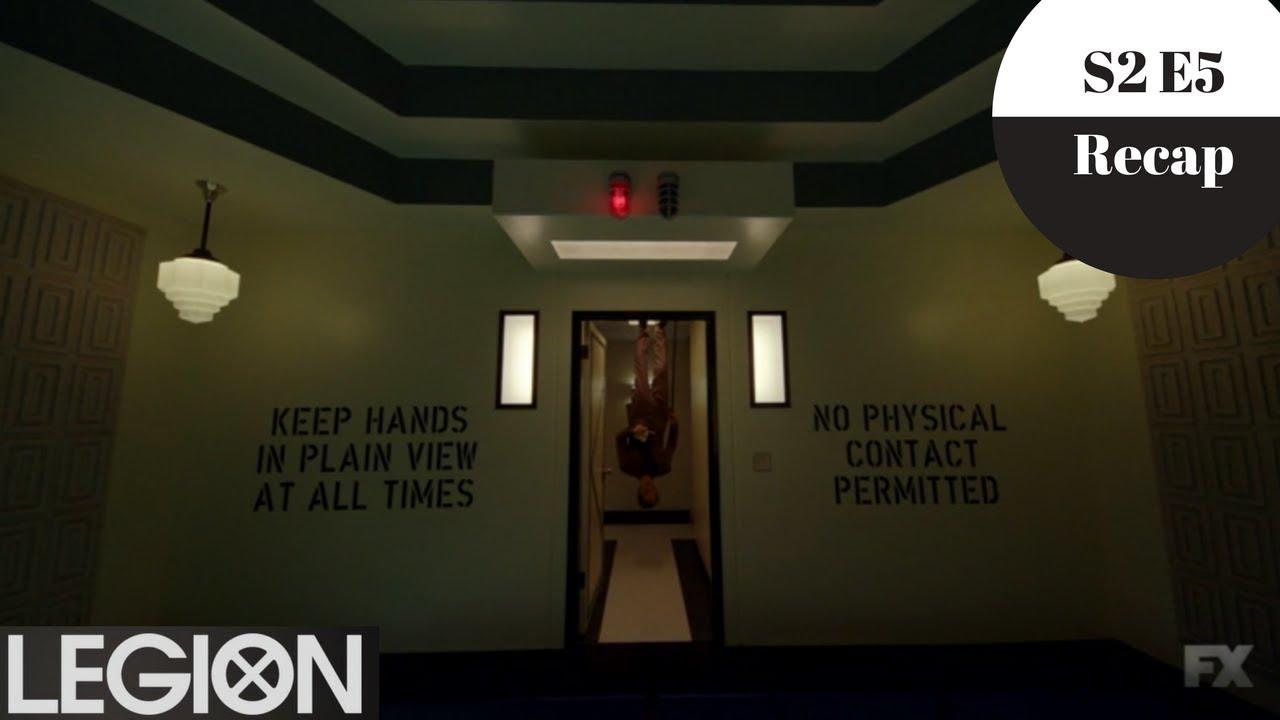 Download Legion - Season 2 Episode 5 Recap - Spoilers
