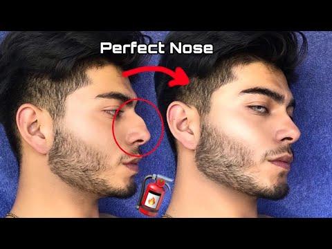 Corregir nariz ? Nariz perfecta | #Reyvaj_Miran