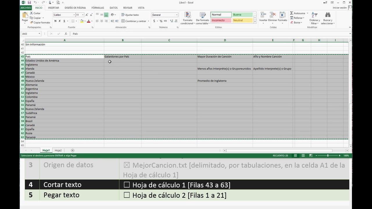 Famoso Copiar Currículum Colección de Imágenes - Ejemplo De ...