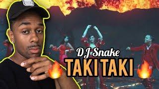 CARDI B CAME WITH THE 🔥 | DJ Snake - Taki Taki ft. Selena Gomez, Ozuna, Cardi B REACTION