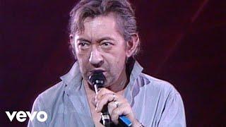 Serge Gainsbourg - Aux armes et caetera (Live officiel Le Zénith de Gainsbourg 1989)
