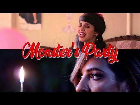 Monster's Party - Mashup of Gabbie Hanna & Melanie Martinez!