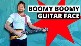 Boomy Boomy Guitar Face (360 Music Video)