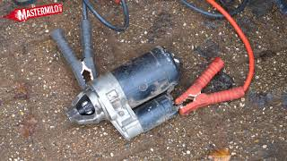 How a starter motor works - Fixing a lazy starter