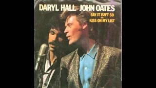 Daryl Hall & John Oates - Remix Megamix