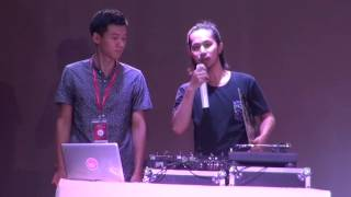 DJ và âm nhạc điện tử | DJ Tùng Tím & DJ Duy Tuấn | TEDxTrangtienStr. | TEDx Community of Hanoi