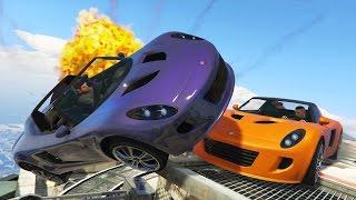 GTA 5 Online - ULTIMATE SUMO BATTLES!! GTA 5 Online Demolition Derby! (GTA 5 Online Gameplay)