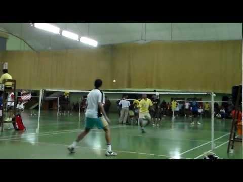 Ipoh Malaysian Indian Badminton Championship 2012