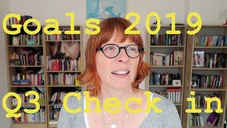 Goals: Q3 recap Q4 outlook