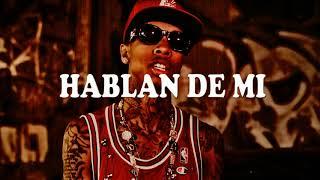 """Hablan De Mi"" Beat Rap Malianteo Hip Hop Instrumental Free Uso Libre"