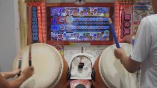 太鼓の達人レッドver. やわらか戦車(裏) セッション【みーくん】 みくぴ 検索動画 28