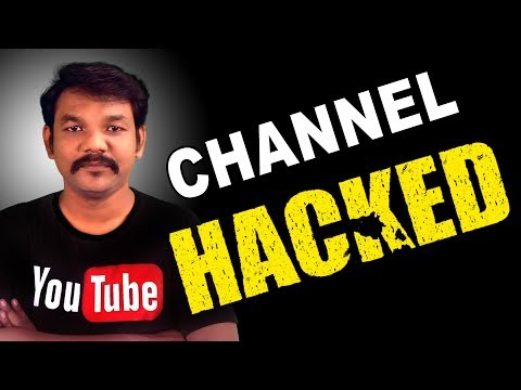 Channel Hacked | Online Tamil