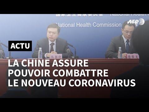 Coronavirus: Pékin assure avoir la capacité de