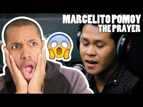 MARCELITO POMOY - THE PRAYER (CELINE DION/ANDREA BOCELLI) LIVE ON WISH 107.5 BUS REACTION