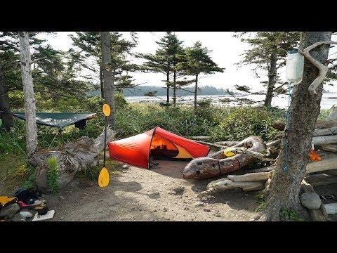 Hike/Camp/Packraft/Fish/Forage - Washington