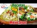 2 Recetas Muy Mexicanas