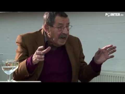 Günter Grass gibt Tipps für Nachwuchsautoren