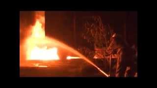 Харків: ліквідовано масштабну пожежу на залізничній станції «Основа»(, 2014-09-13T08:56:37.000Z)