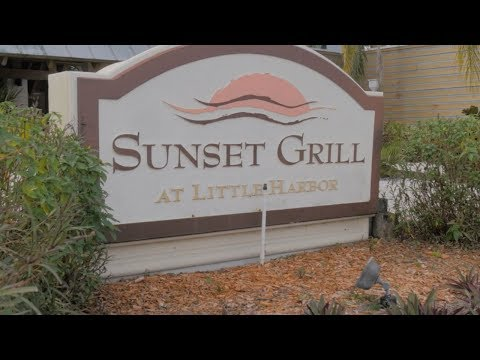 Waterfront Restaurants In Tampa Bay - Sunset Grill - Waterfront Restaurant In Tampa bay