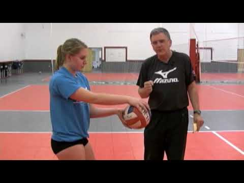 Jim Stone Talks Developing Proper Volleyball Armswing Mechanics