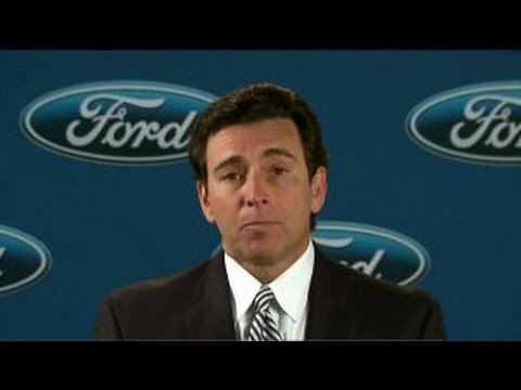 Ford CEO Mark Fields on canceling $1.6B plant in Mexico
