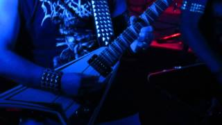 Inquisitor live in Lisbon - RCA Club 04/07/2014.