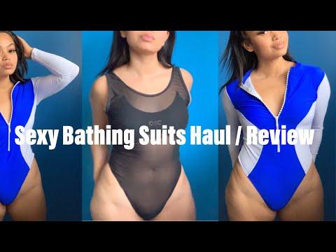 Bathing Suit Haul/Review | Simply CC