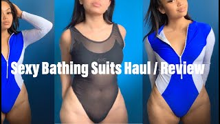 Bathing Suit Haul/Review | Simply CC