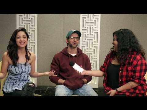 Hritik Roshan And Yami Gautam Interview | Kaabil