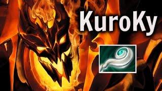 KuroKy Shadow Fiend Eul