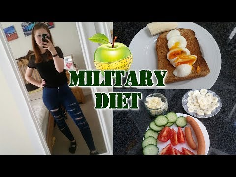 the-military-diet---lose-up-to-5kg-per-week?!-|-vlog-+-results-(subtitles)