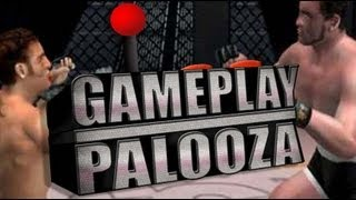 Gameplay Palooza - Dreamcast - Ultimate Fighting Championship Gameplay