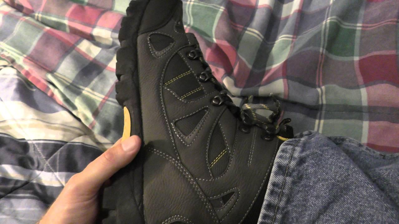 fb209b63197d St. John s Bay hiking boots! - YouTube