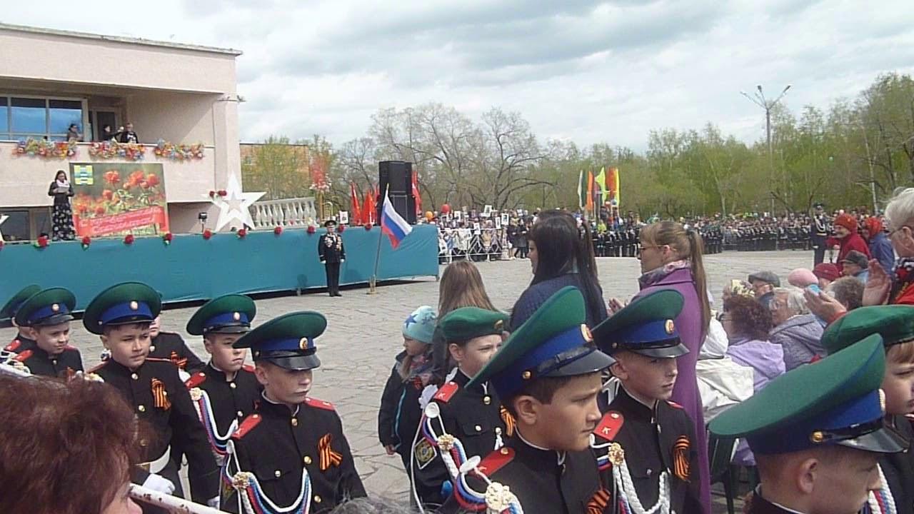 это вид день победы саяногорск фото новом