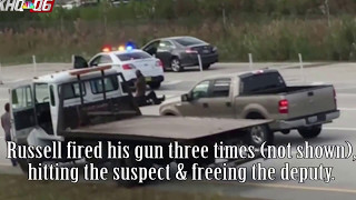 Video of Florida Concealed Carry Permit Holder rescuing Sheriff