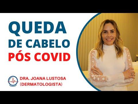 QUEDA DE CABELO PÓS COVID - SINTOMAS PÓS COVID #quedadecabelocovid #sintomasposcovid